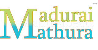 Madurai Vs Mathura