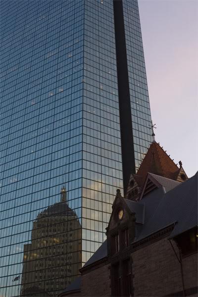 Небоскреб Бостона