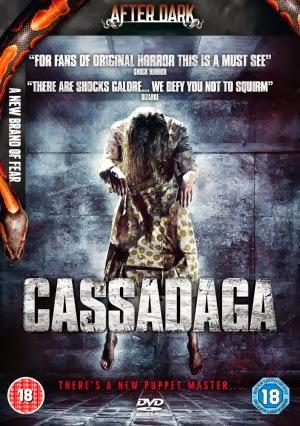 Filme Poster Cassadaga – O Mal Vive Aqui DVDRip XviD & RMVB Legendado