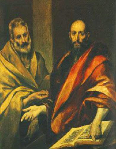 Misunderstanding The Argument With Peter And Paul