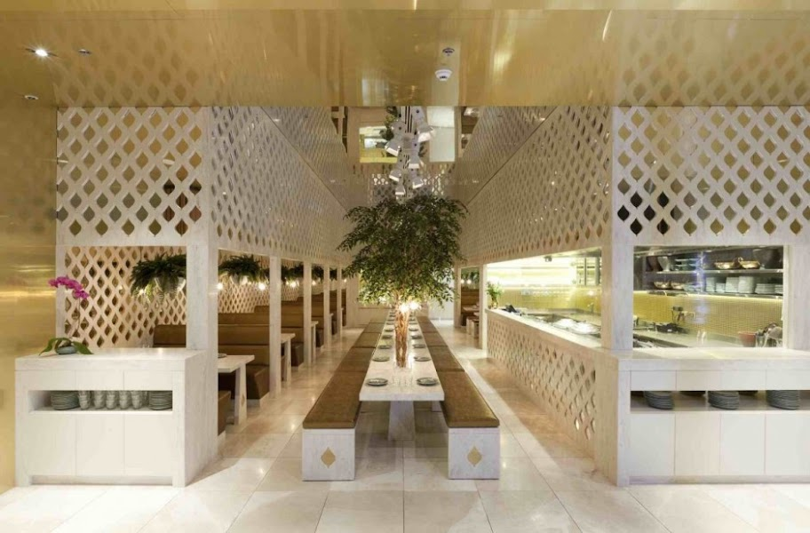 Nok Nok Thai Restaurant Sydney | inspiring retail and store designs