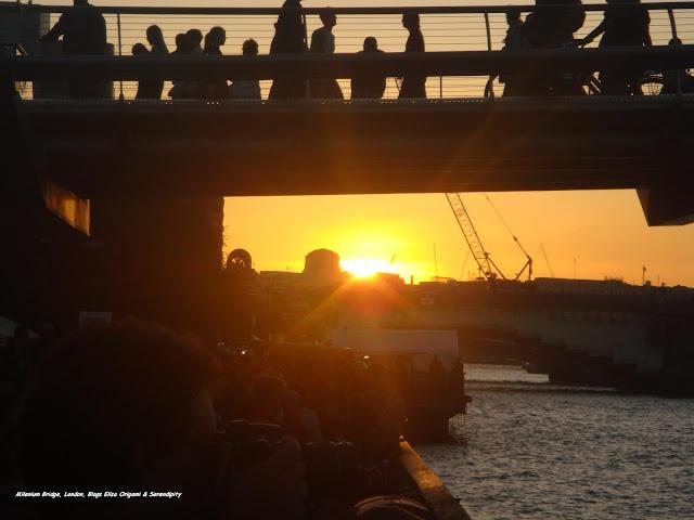 Millenium Bridge, London, Google Plus, Elisa N, Blog de Viajes, Lifestyle, Travel