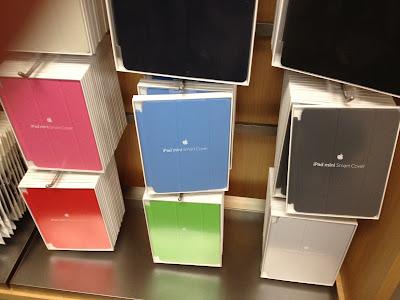 Apple Store渋谷店 iPad mini用スマートカバー