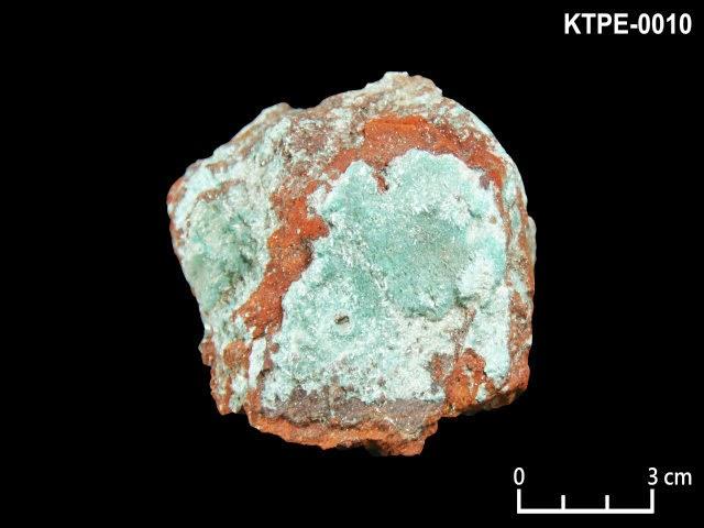 KTPE-0010 氯銅礦