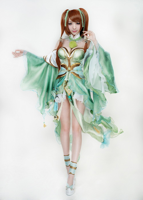 Bộ ảnh cosplay Đấu Phá Thương Khung tuyệt đẹp