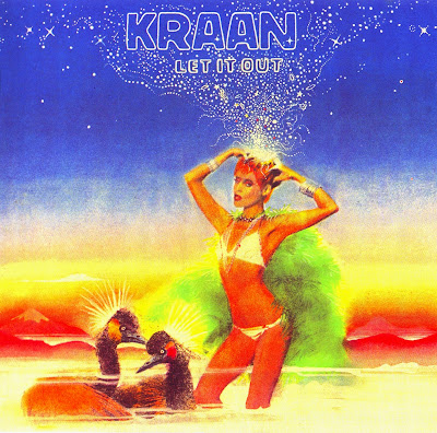 Kraan ~ 1975 ~ Let It Out
