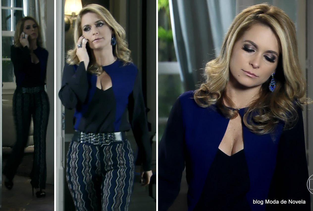 moda da novela Geração Brasil - look da Pamela em junho