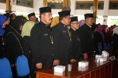 info rmasi terkait mutasi pejabat SKPD kabupaten Ngawi