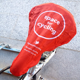 Funda sillin Space for Cycling