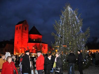 Weihnachtsmarkt Ottmarsheim