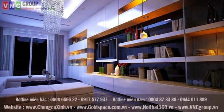 2 Thiết kế chung cư
