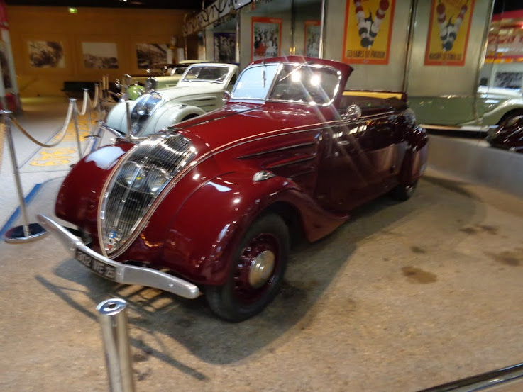 Musée de l'aventure Peugeot à Sochaux DSC01209