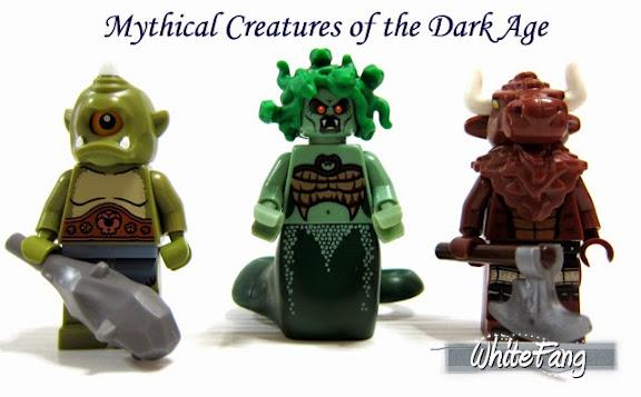 LEGO Minifigures Series 10 Medusa