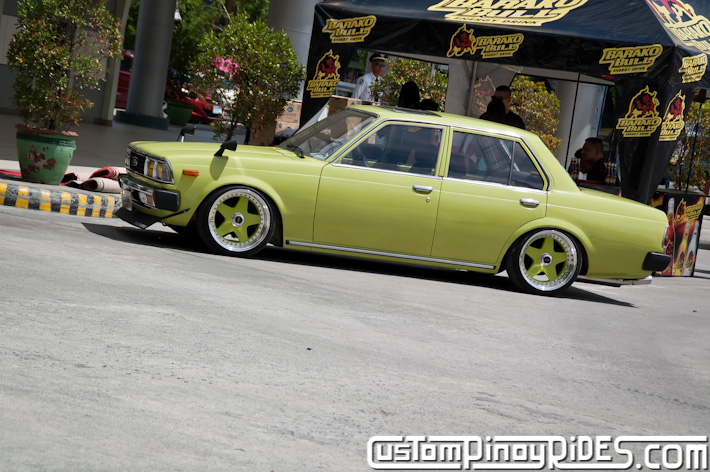 Kristoffer Bing Goce The Grinch Old School Toyota Corona KVG Auto Grooming Custom Pinoy Rides Car Photography pic4