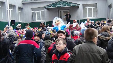 Масляна в школі-інтернаті 15.03.2013р.
