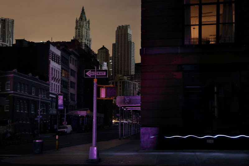 New York in Black by Christophe Jacrot