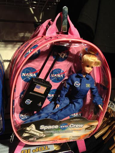 NASAバービー