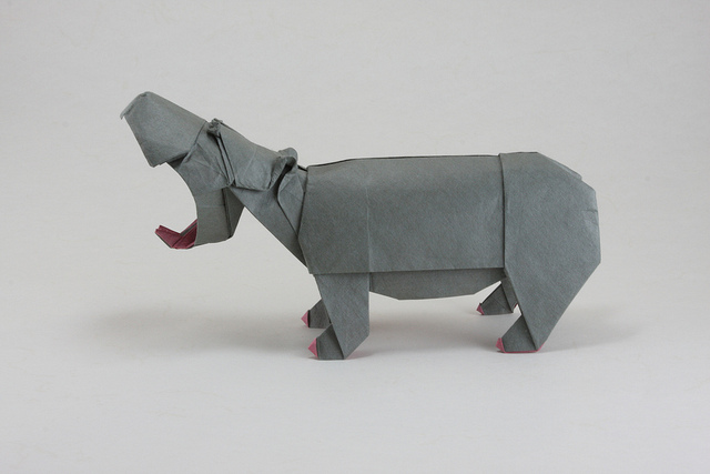 Origami Animals by Quentin Trollip