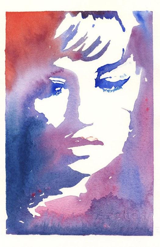 Jeanne Moreau, de Cate Parr