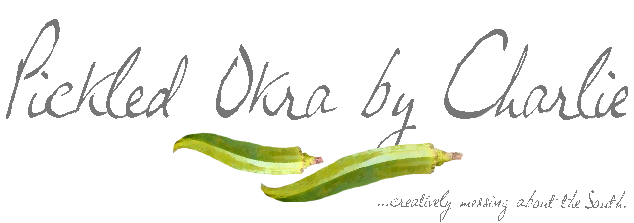 Pickled Okra by Charlie