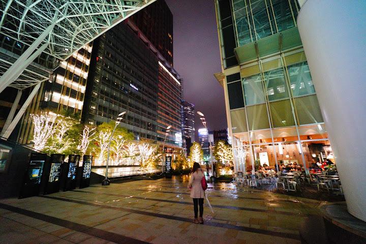 tokyo midtown plaza