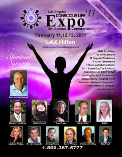 Conscious Life Expo La Feb 11 14