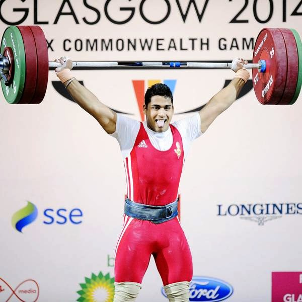 Thakur was non-pulsed and he came out to lift 182kg to total 333kg and equal Plamondon at the top.