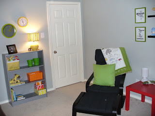 BabySuperMall helped finish our nursery