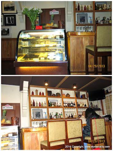 Hill Station at Bar and Coffee Bar Baguio City, PH 2013