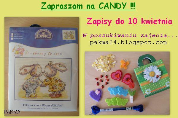 Candy - 11 kwietnia