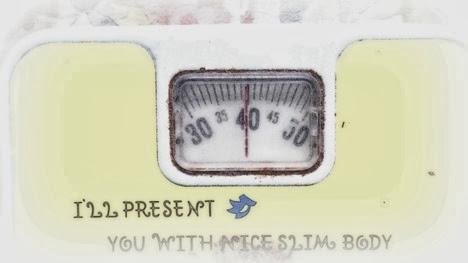 人口減少と体重増加