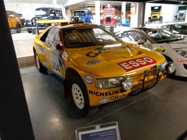 Musée de l'aventure Peugeot à Sochaux DSC01307