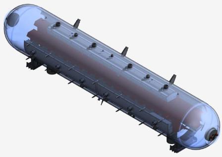 Steam Boiler: Steam Drum of Boiler