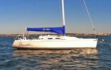 J109 sailboat