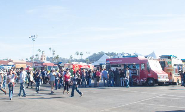 Del Mar Gourmet Food Truck Festival