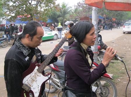 Thơ viết về những người hát rong