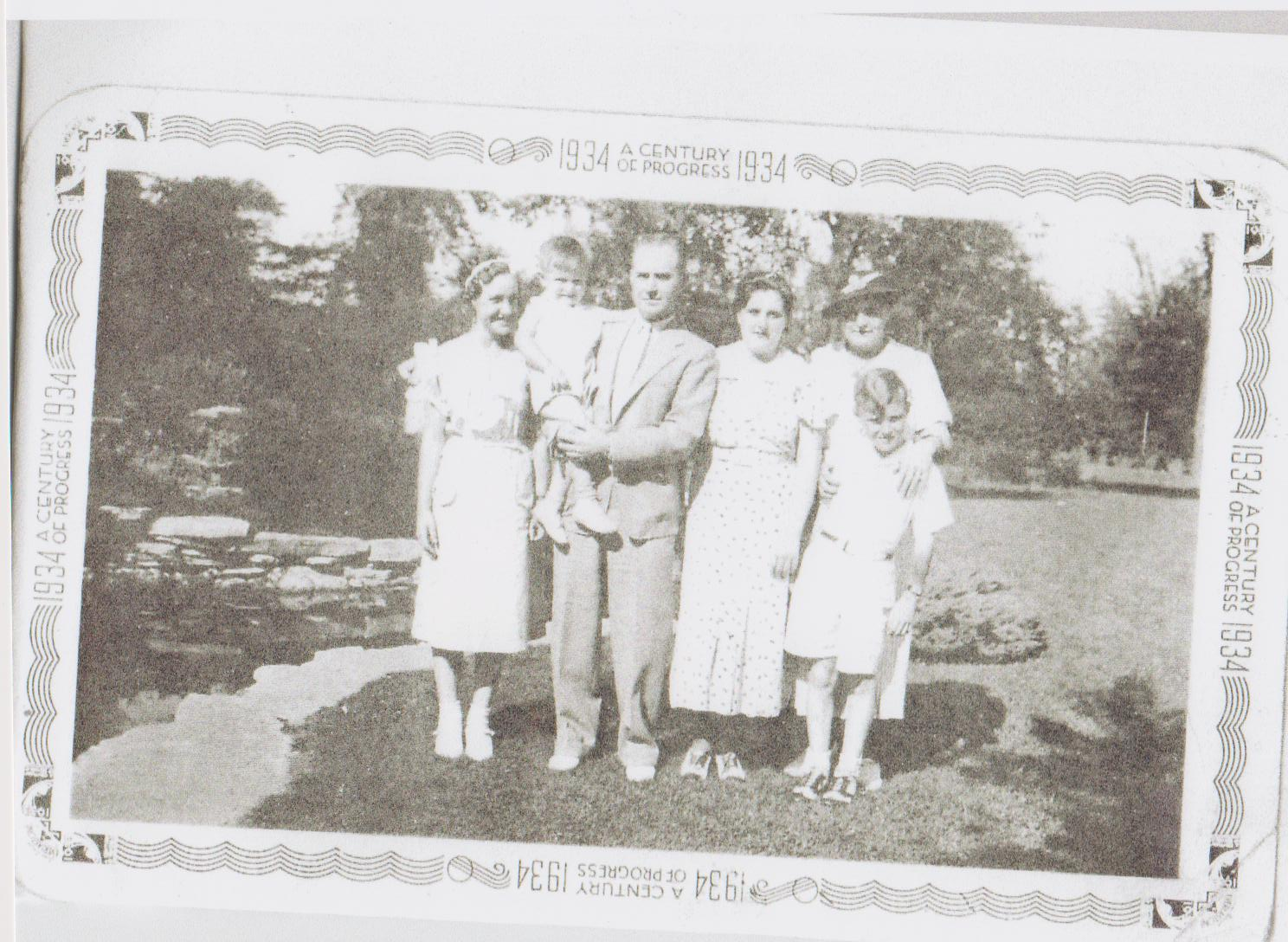 THE MAYBELLINE STORY : The original Maybelline Family from Kentucky ...