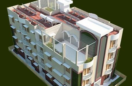 Raman Reti Apartments Vrindavana thumbnail