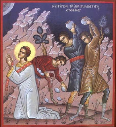 St Stephen Protomartyr