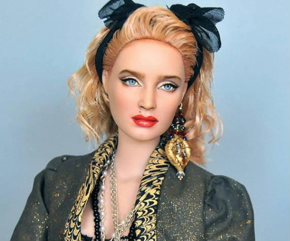 кукла мадонна (2) – ноэль круз