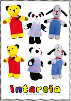SOOTY, SWEEP, SUE