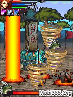 Tải game nữ chiến binh - huyết ảnh cuồng đao vh