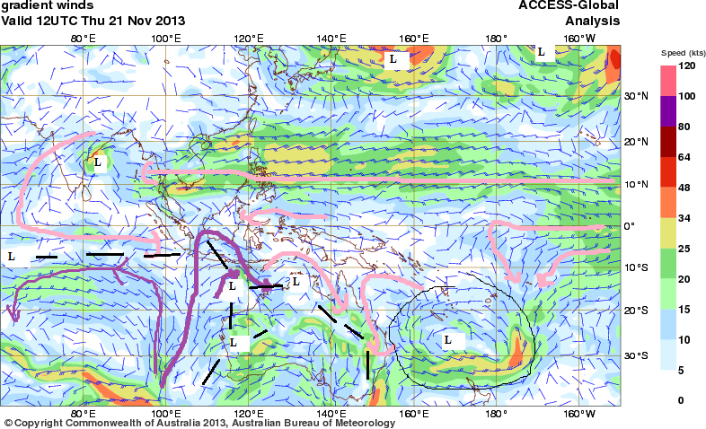 monsoon trough nov 2013