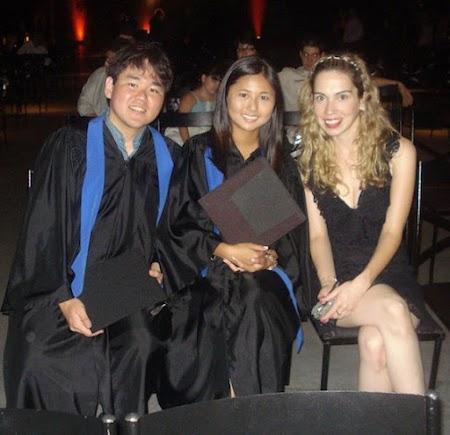 Eu, Emily & Aline