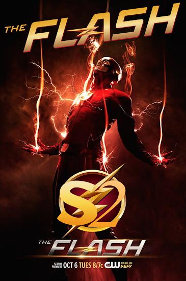 The Flash Season 2 วีรบุรุษเหนือแสง ปี 2 ( EP. 1-23 END ) [พากย์ไทย]