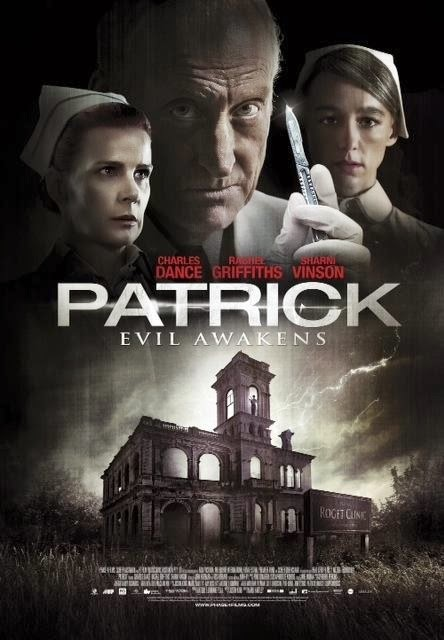 Poster Of English Movie Patrick (2013) Free Download Full New Hollywood Movie Watch Online At Alldownloads4u.Com