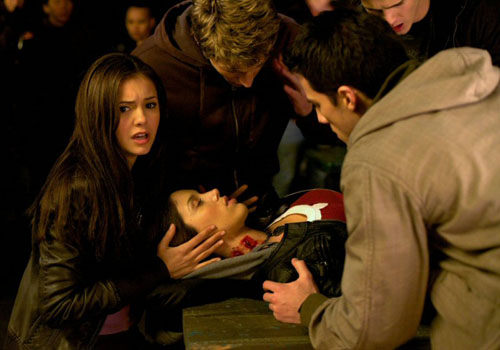 Vampire Diaries: Season 1