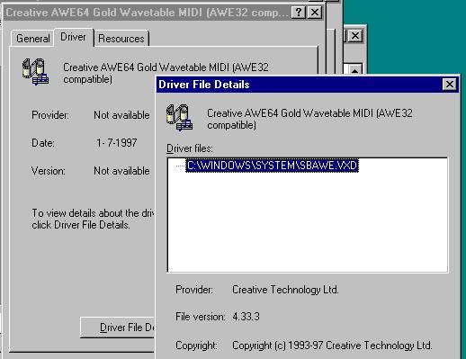 ADLIB MULTIMEDIA UPDDRV95.INF DRIVERS FOR PC