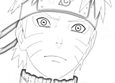 Dibujo de Naruto y sakura - Imagui