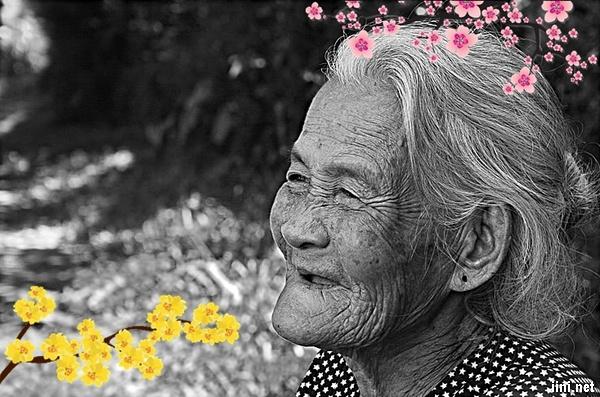thơ xuân xa vắng mẹ